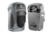 Deuter Rack Pack LR black-granite